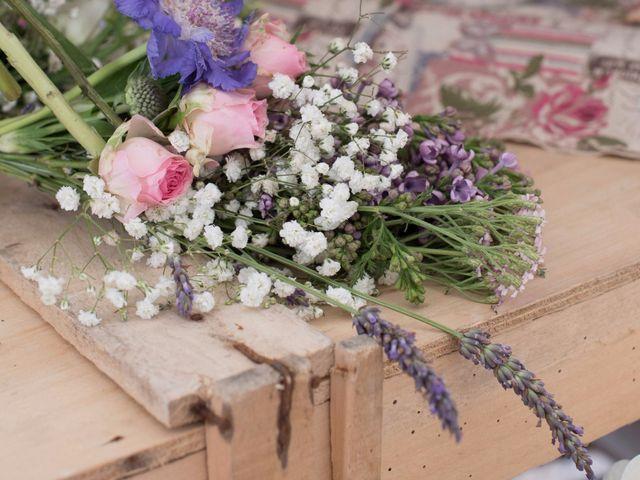 Le mariage de Nicolas et Sonya à Vénéjan, Gard 57