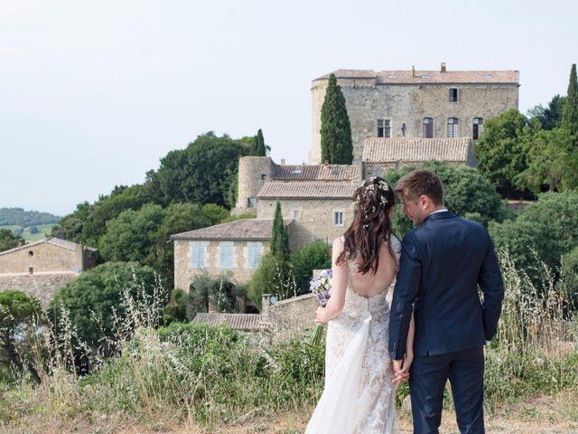 Le mariage de Nicolas et Sonya à Vénéjan, Gard 28