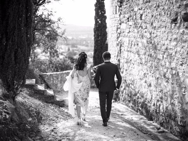 Le mariage de Nicolas et Sonya à Vénéjan, Gard 26