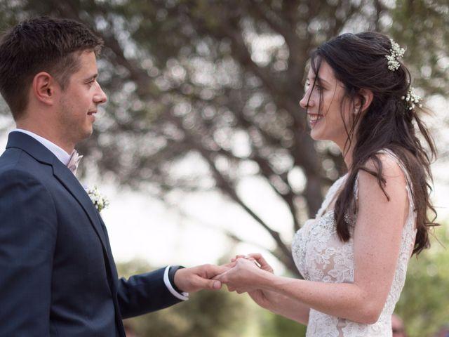 Le mariage de Nicolas et Sonya à Vénéjan, Gard 21