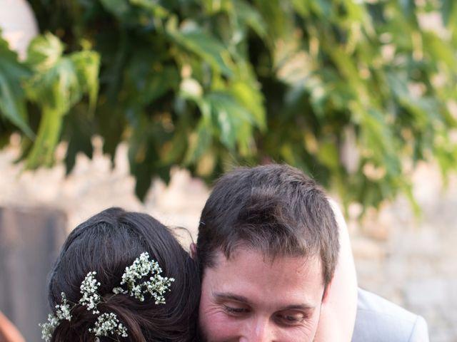 Le mariage de Nicolas et Sonya à Vénéjan, Gard 40