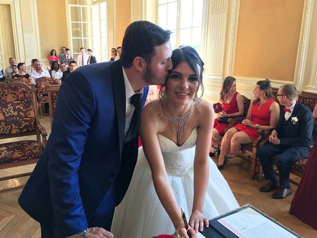 Le mariage de Adrien et Marine  à Meaux, Seine-et-Marne 7