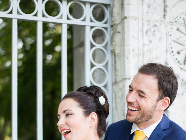 Le mariage de Mathieu et Joy à Amboise, Indre-et-Loire 7