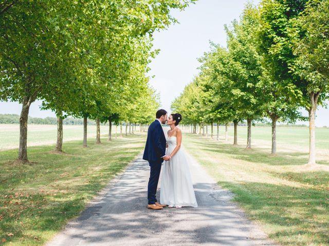 Le mariage de Mathieu et Joy à Amboise, Indre-et-Loire 2