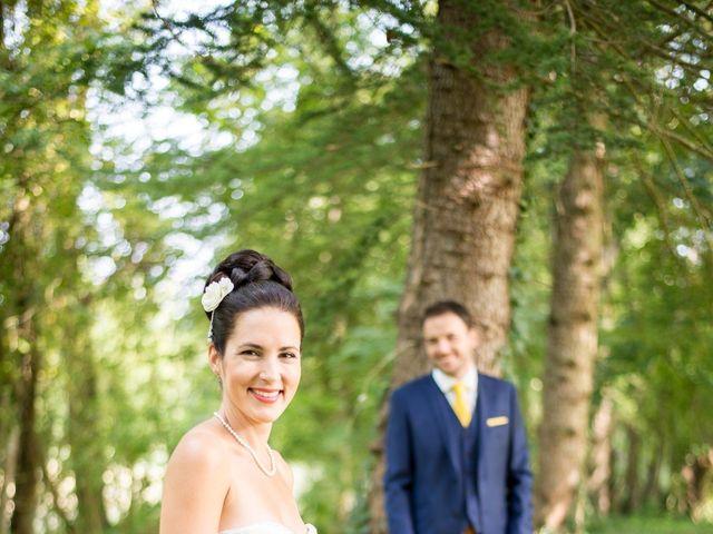 Le mariage de Mathieu et Joy à Amboise, Indre-et-Loire 10