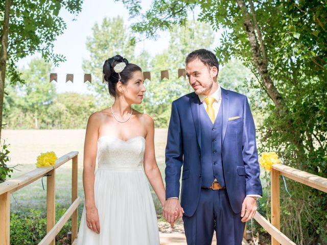 Le mariage de Mathieu et Joy à Amboise, Indre-et-Loire 12