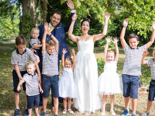 Le mariage de Mathieu et Joy à Amboise, Indre-et-Loire 14