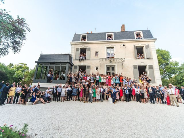 Le mariage de Mathieu et Joy à Amboise, Indre-et-Loire 28