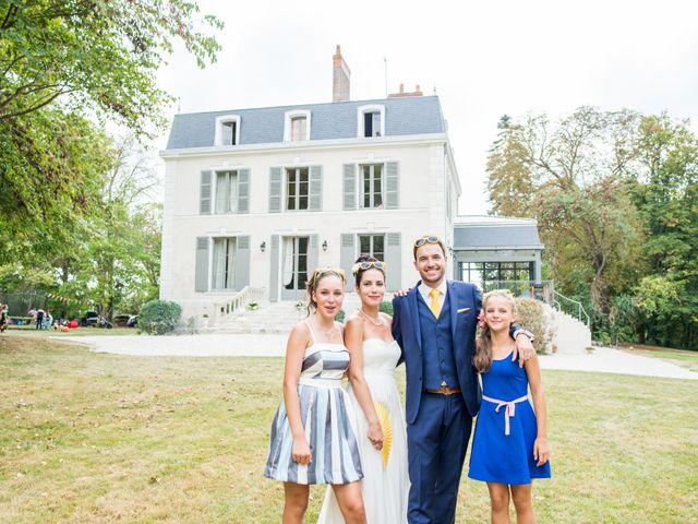 Le mariage de Mathieu et Joy à Amboise, Indre-et-Loire 32