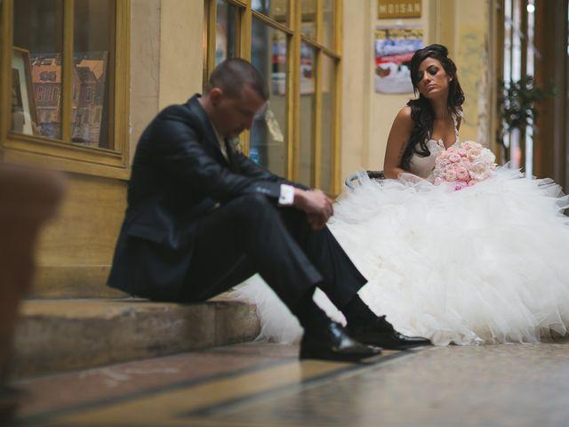 Le mariage de Adelio et Asline à Versailles, Yvelines 16