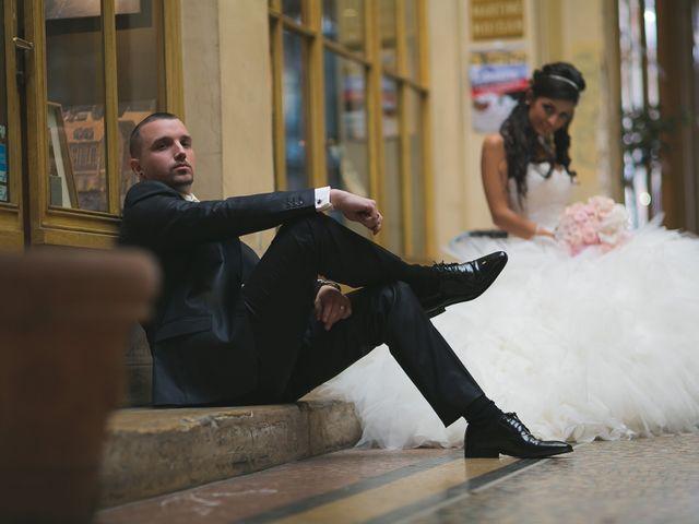 Le mariage de Adelio et Asline à Versailles, Yvelines 17