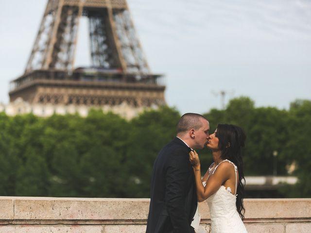 Le mariage de Adelio et Asline à Versailles, Yvelines 25