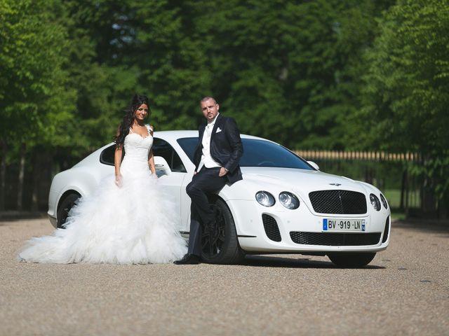 Le mariage de Adelio et Asline à Versailles, Yvelines 9