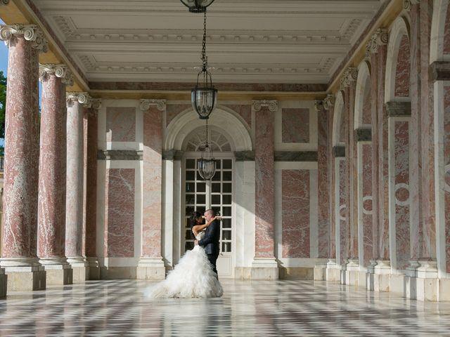 Le mariage de Adelio et Asline à Versailles, Yvelines 6
