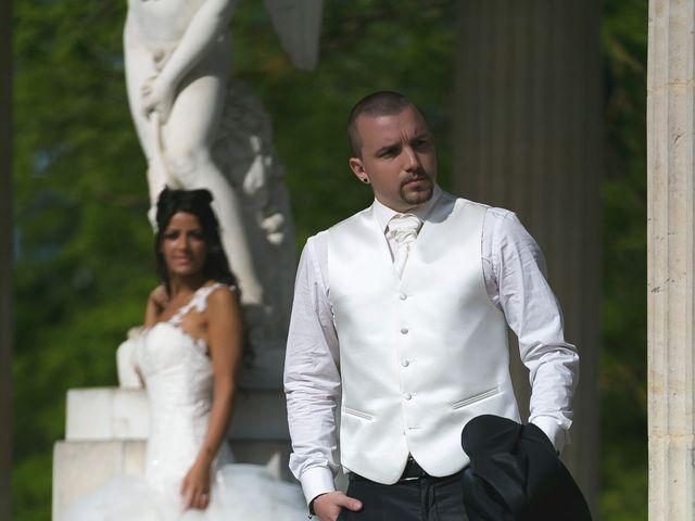 Le mariage de Adelio et Asline à Versailles, Yvelines 7