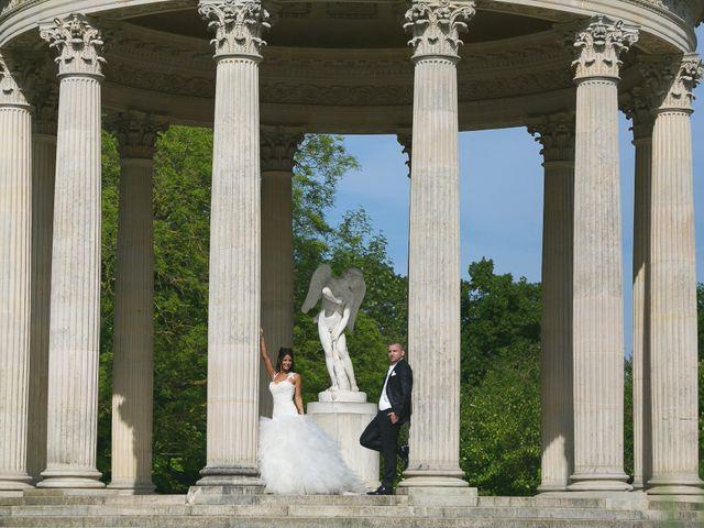 Le mariage de Adelio et Asline à Versailles, Yvelines 5