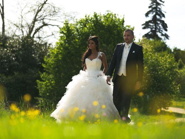 Le mariage de Adelio et Asline à Versailles, Yvelines 2