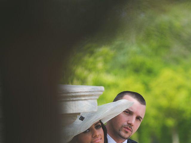 Le mariage de Adelio et Asline à Versailles, Yvelines 41