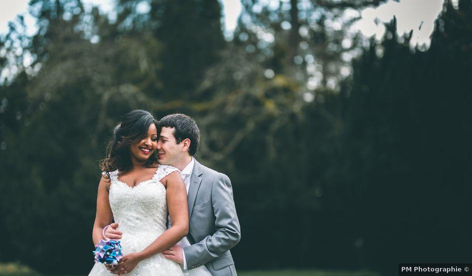 Le mariage de Timothée et Marie à Villebois, Ain