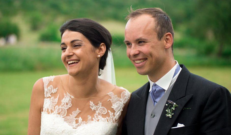 Le mariage de Frédéric  et Isabelle à Le Vigan, Gard