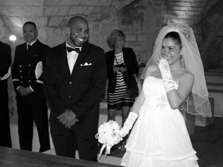 Le mariage de Morgan et Livio