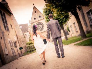 Le mariage de Esther et Laurent