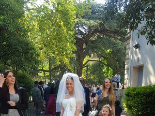 Le mariage de Morgan et Livio 1
