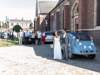 Le mariage de Alizée et Tristan 1