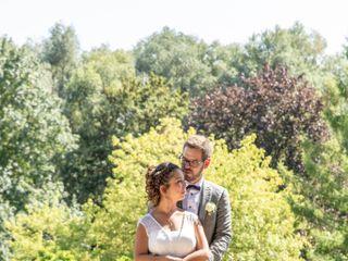 Le mariage de Alizée et Tristan