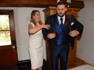Le mariage de Carine et Raymond 1