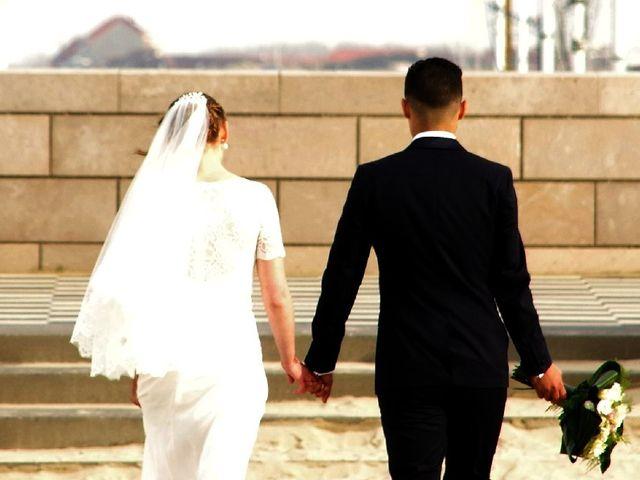 Le mariage de Mohamed et Marine à Dunkerque, Nord 2