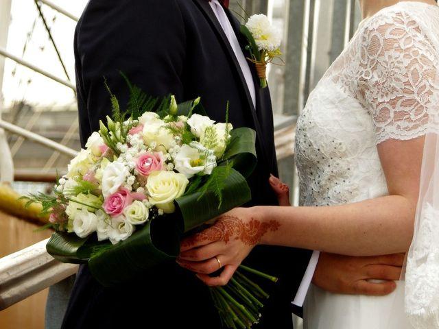 Le mariage de Mohamed et Marine à Dunkerque, Nord 4
