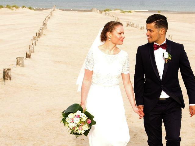 Le mariage de Mohamed et Marine à Dunkerque, Nord 8