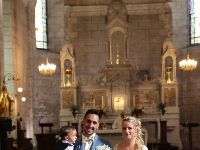 Le mariage de Jonathan et Prescilla à Teuillac, Gironde 5