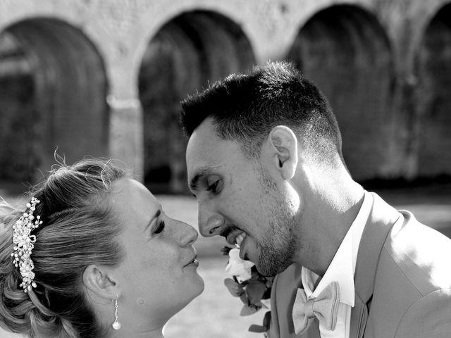 Le mariage de Jonathan et Prescilla à Teuillac, Gironde 9