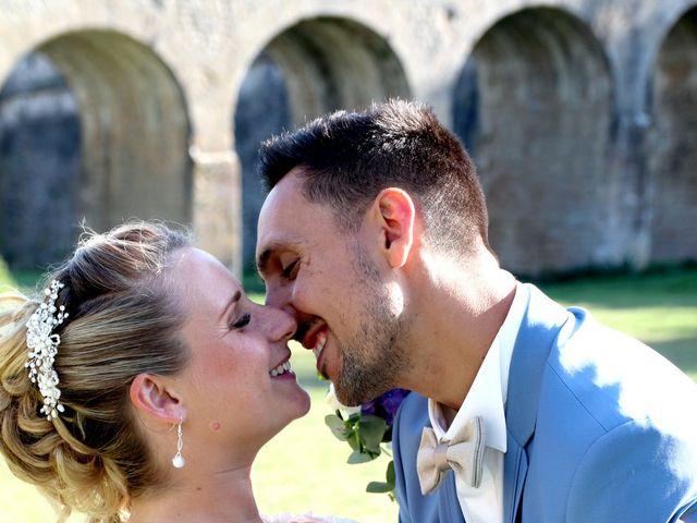Le mariage de Jonathan et Prescilla à Teuillac, Gironde 10