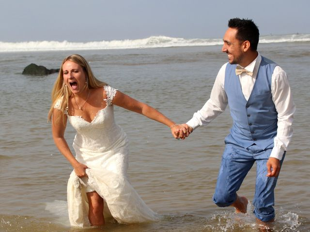 Le mariage de Prescilla et Jonathan
