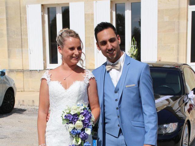 Le mariage de Jonathan et Prescilla à Teuillac, Gironde 35