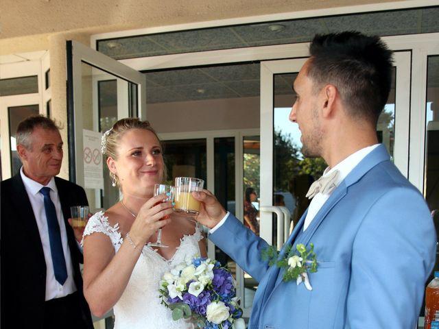 Le mariage de Jonathan et Prescilla à Teuillac, Gironde 38