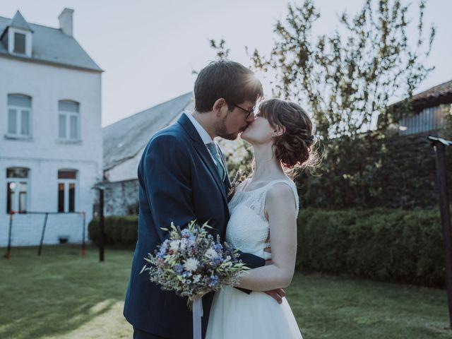 Le mariage de Megane et Bertrand