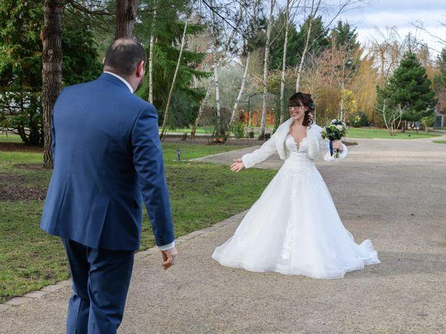 Le mariage de Thomas et Stéphanie à Ingré, Loiret 16
