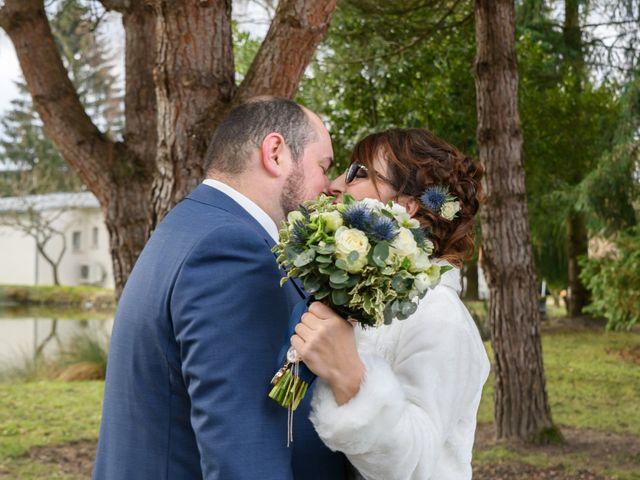 Le mariage de Thomas et Stéphanie à Ingré, Loiret 17