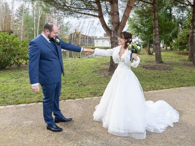 Le mariage de Thomas et Stéphanie à Ingré, Loiret 18