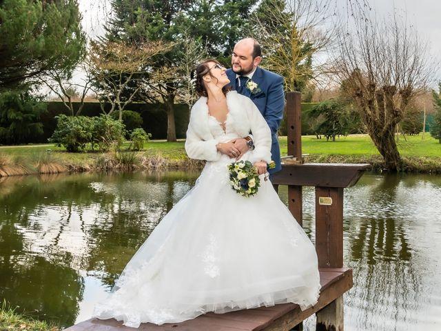Le mariage de Thomas et Stéphanie à Ingré, Loiret 22