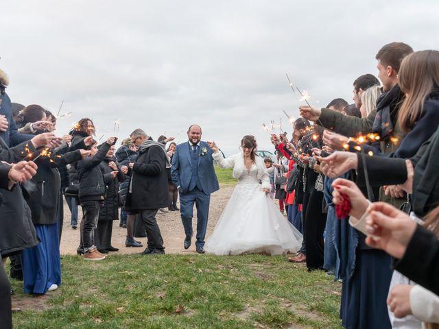 Le mariage de Thomas et Stéphanie à Ingré, Loiret 37