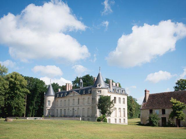 Le mariage de Victor et Amélie à Verderonne, Oise 9