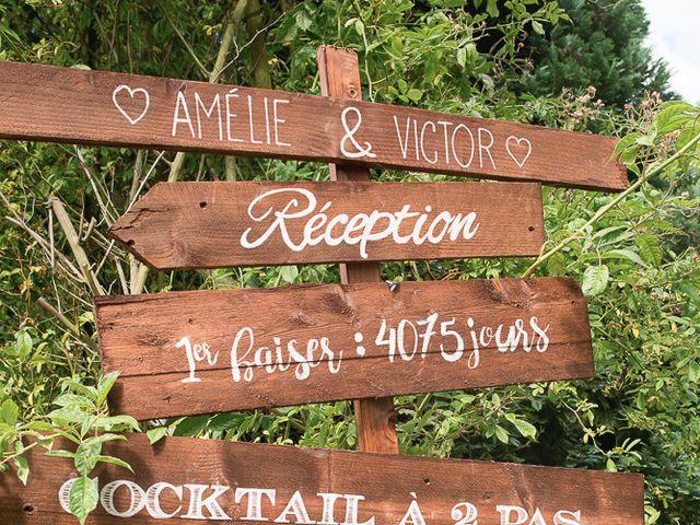 Le mariage de Victor et Amélie à Verderonne, Oise 14