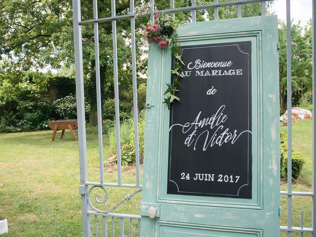 Le mariage de Victor et Amélie à Verderonne, Oise 15