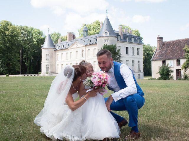 Le mariage de Victor et Amélie à Verderonne, Oise 36