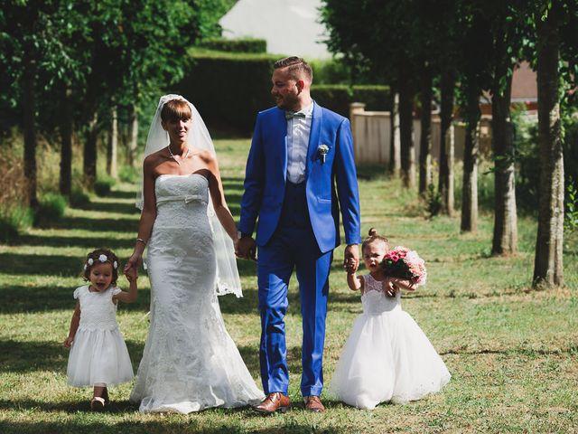 Le mariage de Victor et Amélie à Verderonne, Oise 50